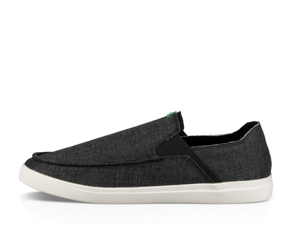 Pick Pocket Slip-On Hemp
