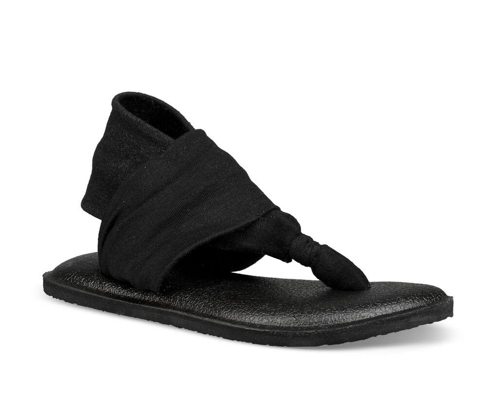 Sanuk Kids Yoga Sling Burst Sandal