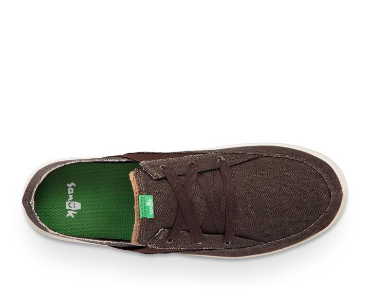 Pick Pocket Lace Up Sneaker