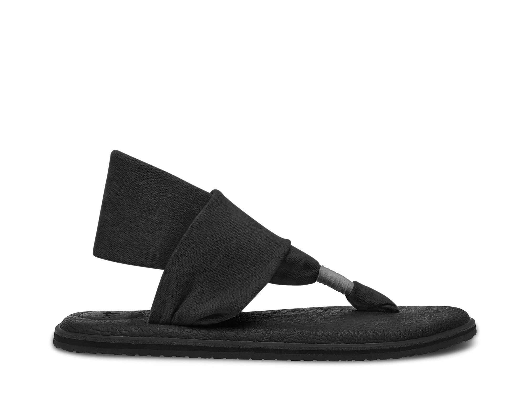 sanuk Sandal Yoga Devine / black US11,0