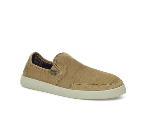 Vagabond Slip-On Sneaker Wash Alternative View