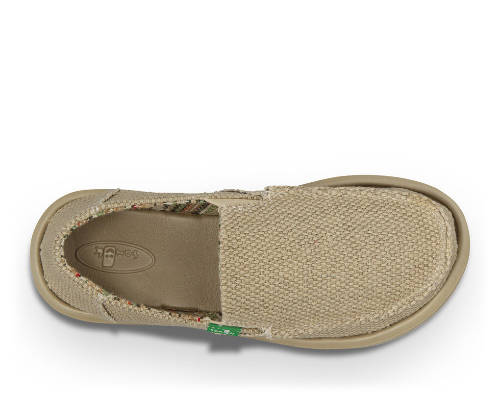 Sanuk Kids Vagabond Boys Loafer