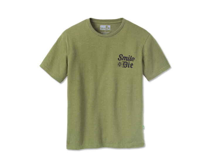 Sanuk Smile Or Die Tee