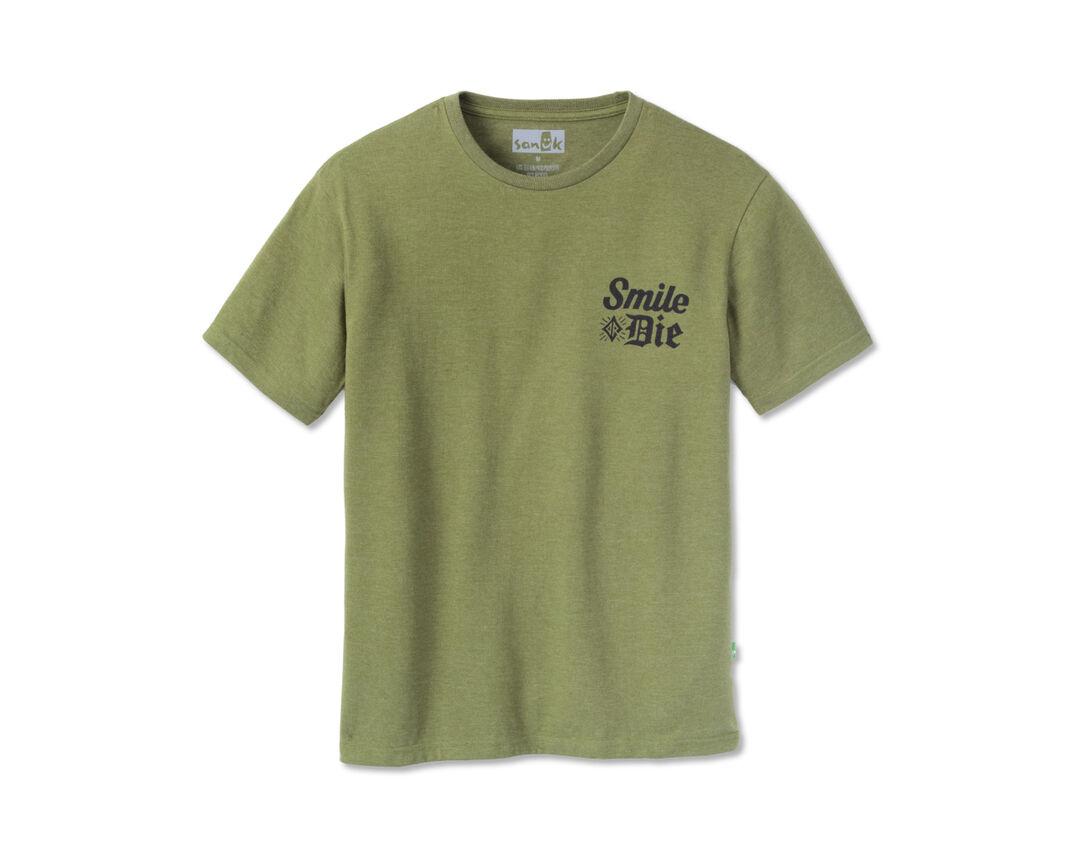Sanuk Smile Or Die Tee
