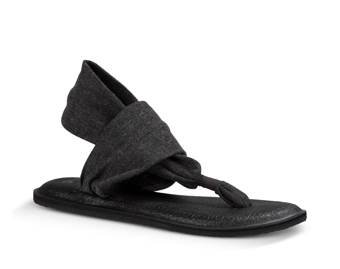 Sanuk Yoga Bliss Shoes Women Ivory Größe 36 2016 Sandalen srVsABOym
