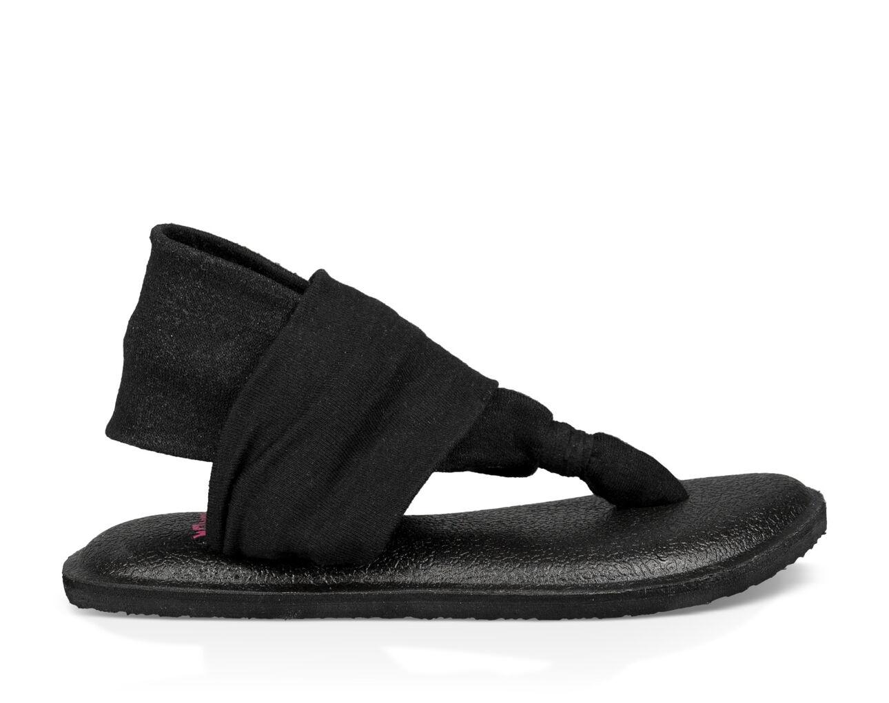 Kids Yoga Sling Burst Sandals Sanuk 174 Official