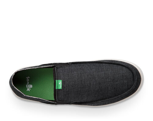 Pick Pocket Slip-On Hemp Alternative View