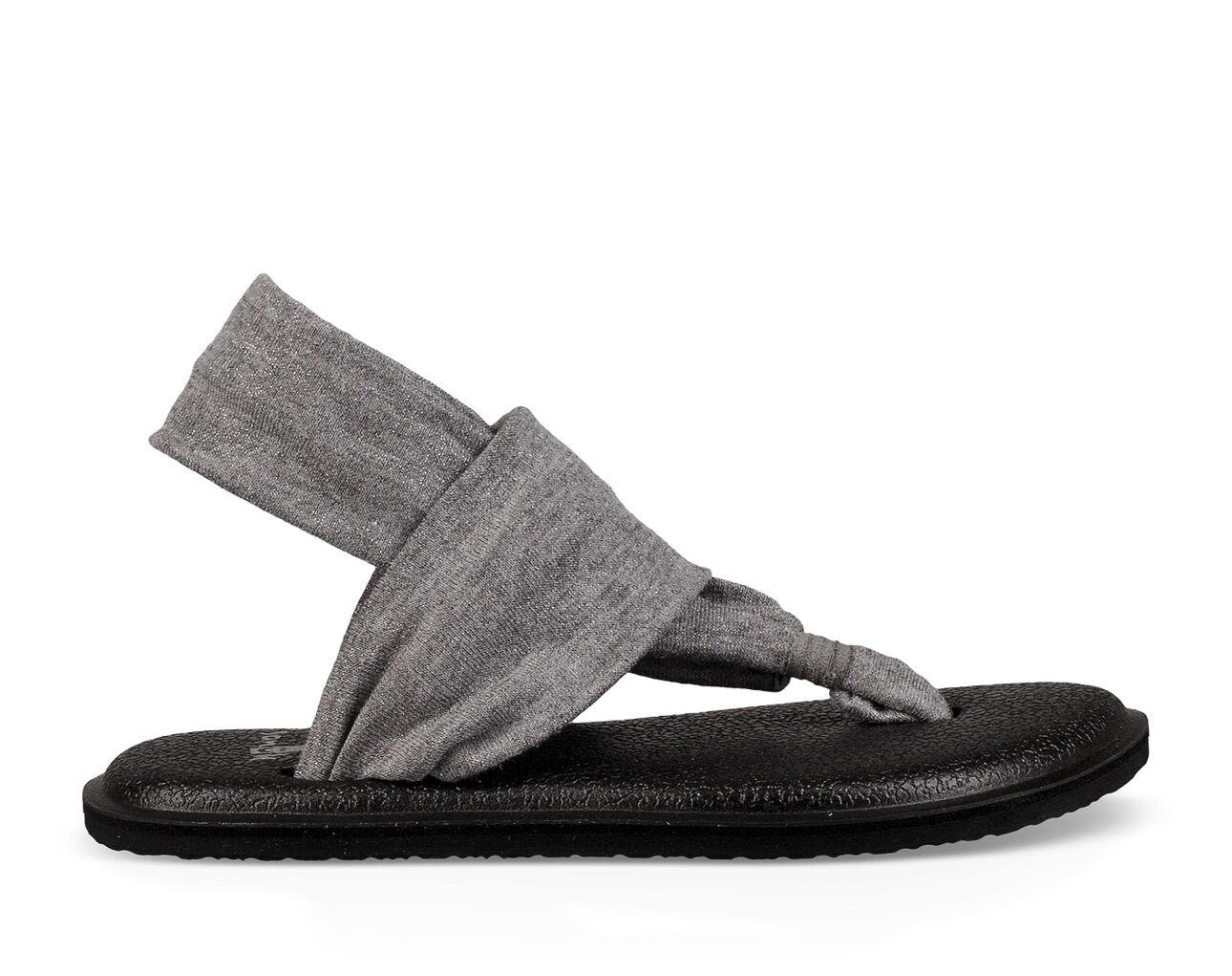 Kids Yoga Sling Bling Flip Flops Sanuk 174