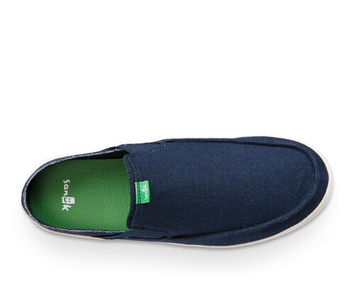 Pick Pocket Slip-On Linen Alternative View