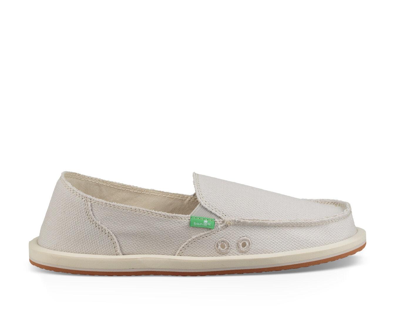 Women's Donna Hemp Shoe   Sanuk®