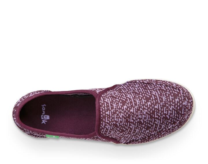 Pair O Dice Knit