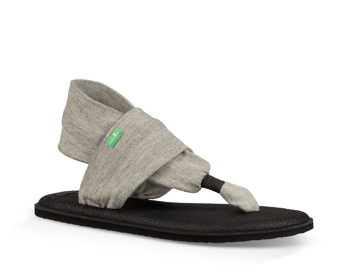 Sanuk Yoga Sling Ladies Grey Sandals isw0v