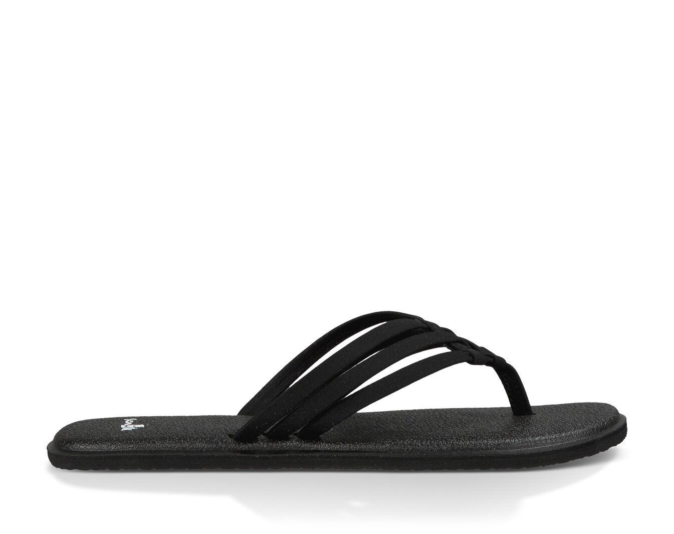 Yoga Salty Metallic Flip Flops yBrGxEKZN