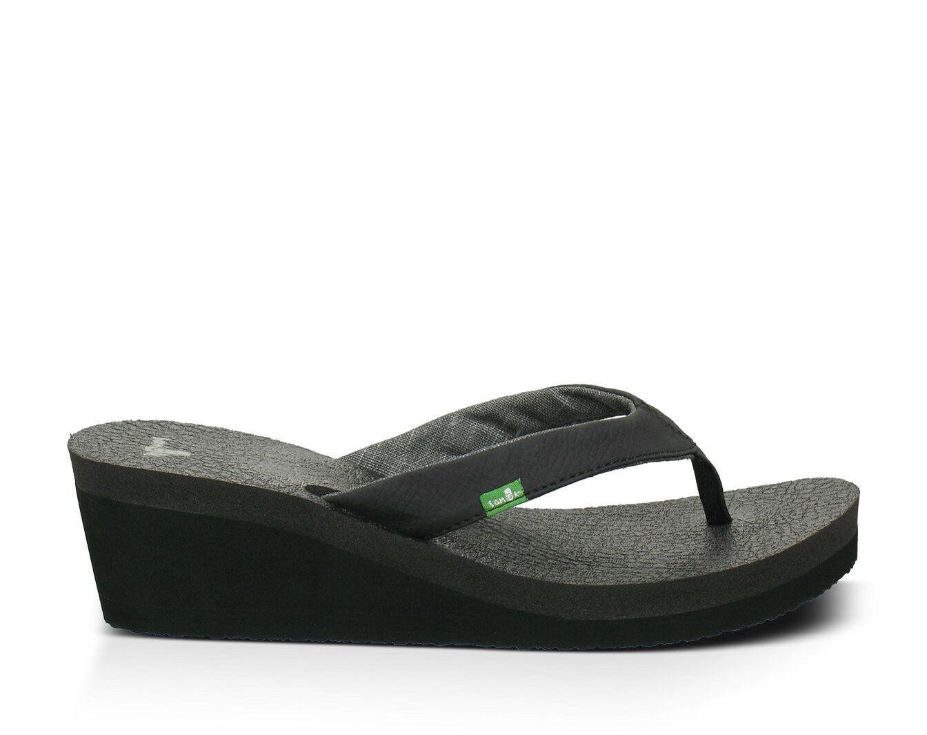 Sanuk Yoga Mat Wedge Sandals 4wVP07