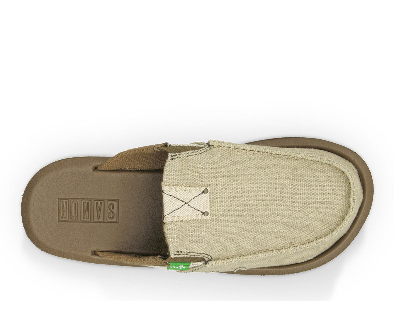 US, M 13 D Tan Sanuk Mens You Got My Back II Sandals