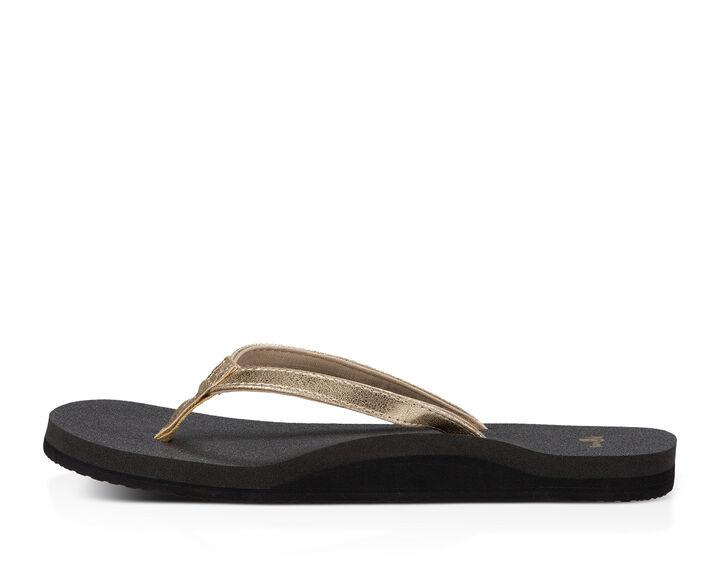 1d51e7eca3aeed Women s Yoga Joy Metallic Sandals