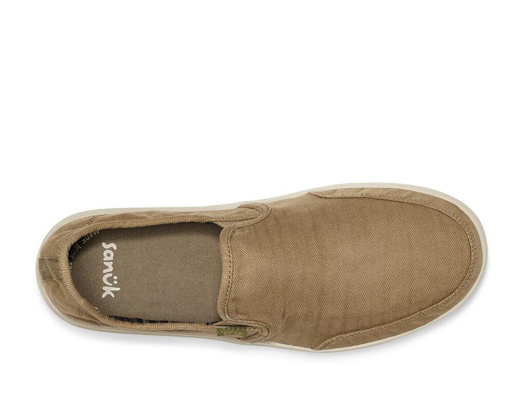 Vagabond Slip-On Sneaker Wash