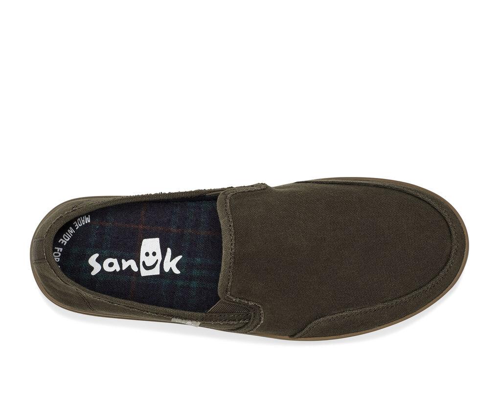 Vagabond Slip-On Sneaker LX