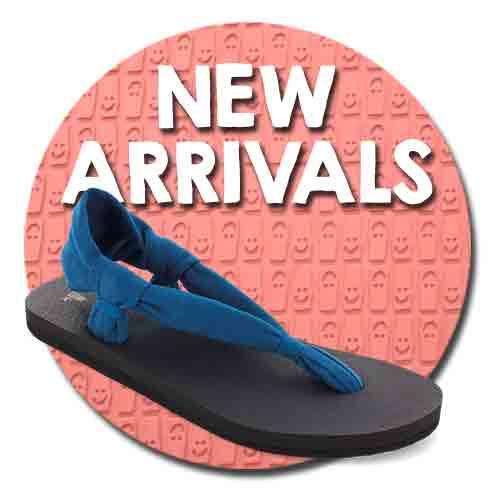 Shop Sanuk Women's New Arrivals