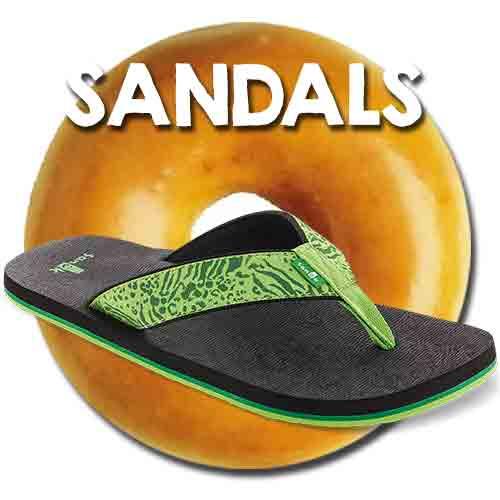 Shop Sanuk Men's Sandals