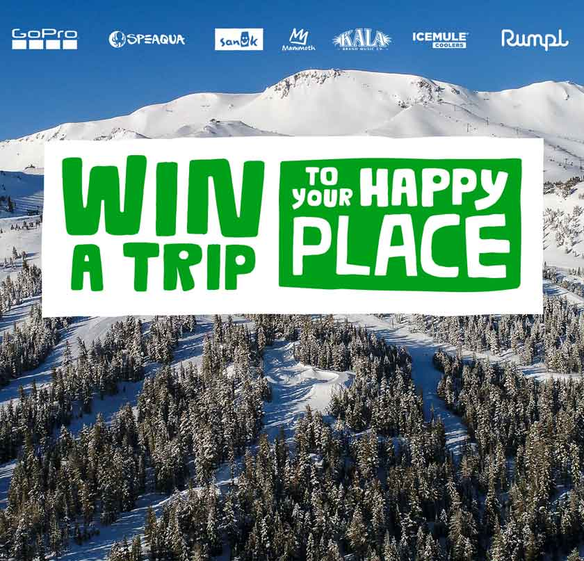 Sanuk - Journey To Your Happy Place Sweepstakes