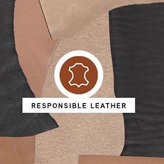 Shop Responsible leather Tile