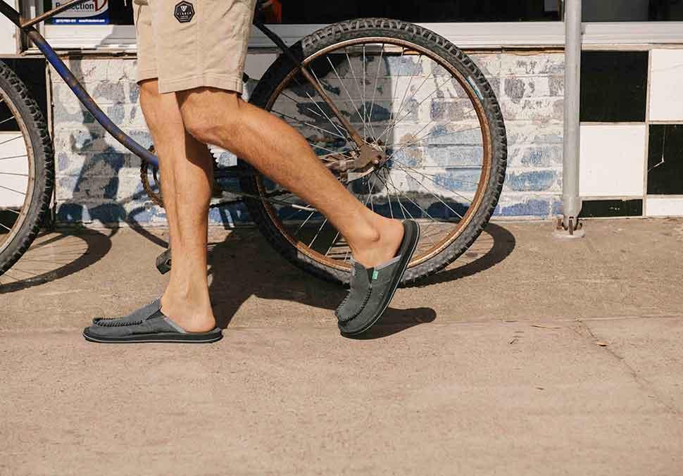 a95de7cdaffe2 Men's You Got My Back B&T Backless Shoes | Sanuk® Official