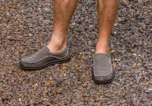 Sanuk Men's Chiba Slip-on Loafer CrzfJ2GAR