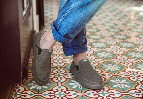 Pick Pocket Slip-On Sneaker | Sanuk