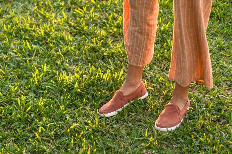 Women's Pair O Dice Slip-on Sneakers