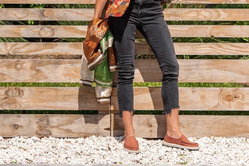 Women's Donna Hemp Sidewalk Surfers