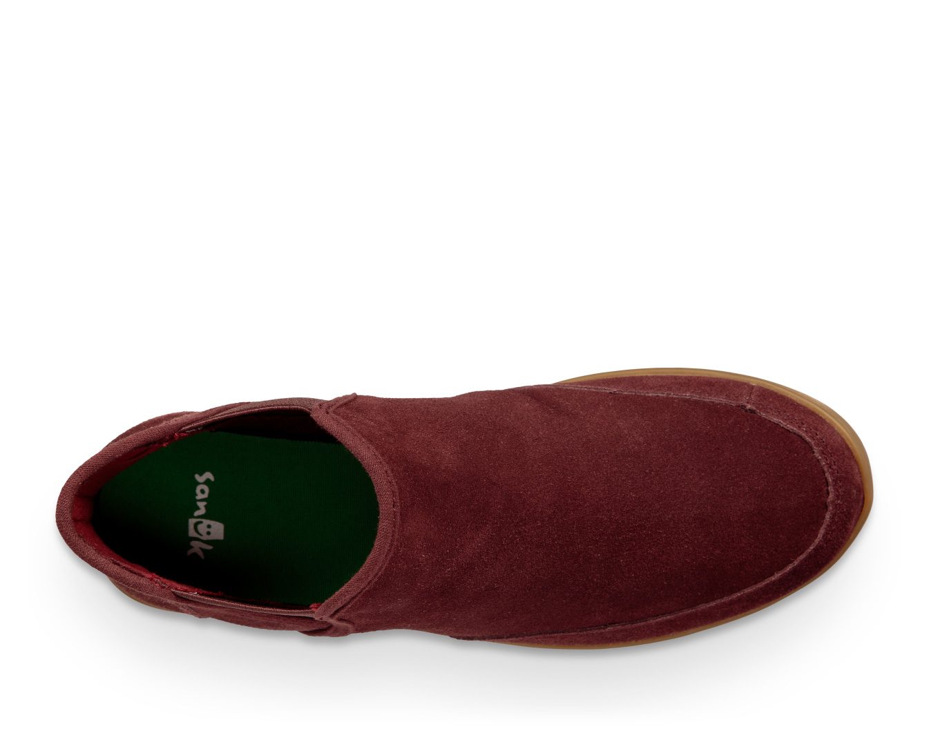 Pair O Dice Mid Suede Alternative View