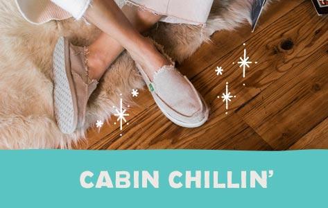 Cabin Chillin'