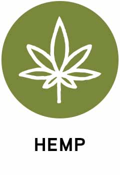 Hemp icon.