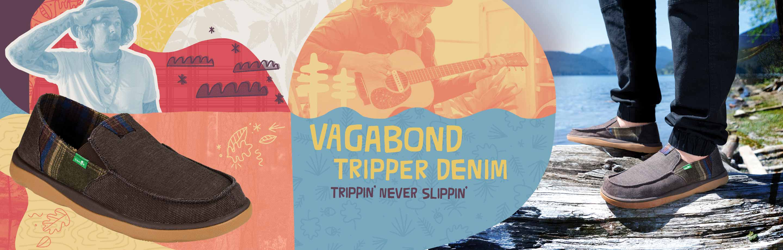 Sanuk Vagabond Tripper