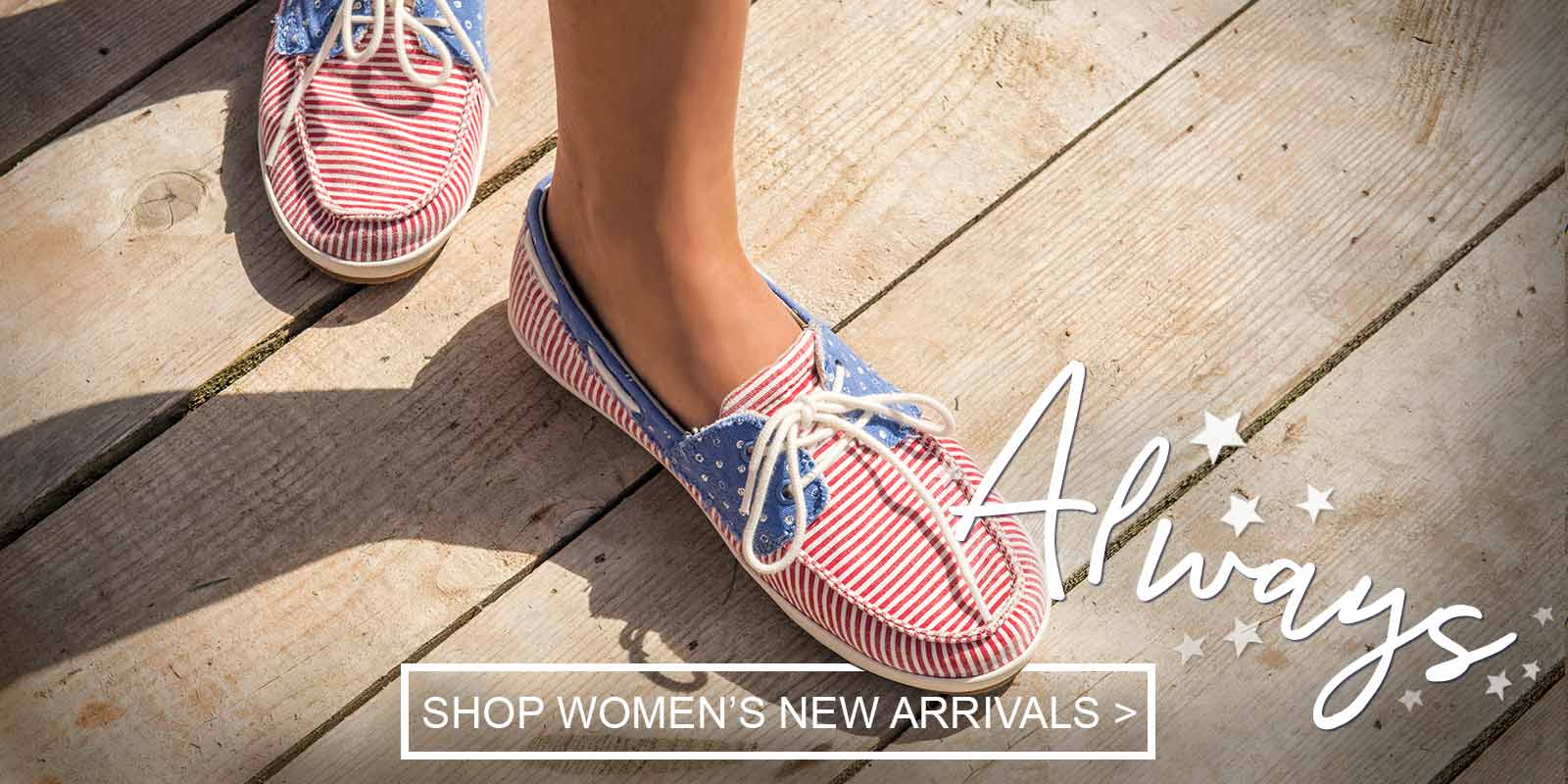 Shop Sanuk Womens New Arrivals