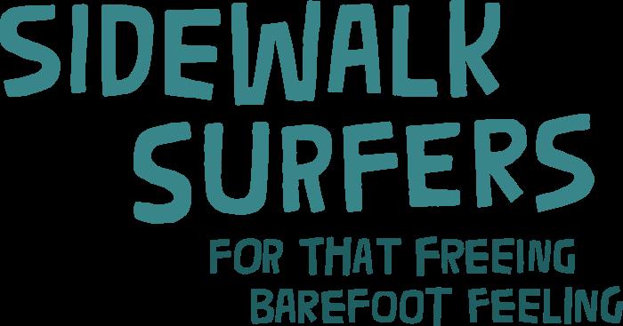 Sidewalk Surfers - It's not a shoe it's a sandal