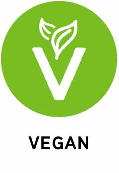 Vegan icon.