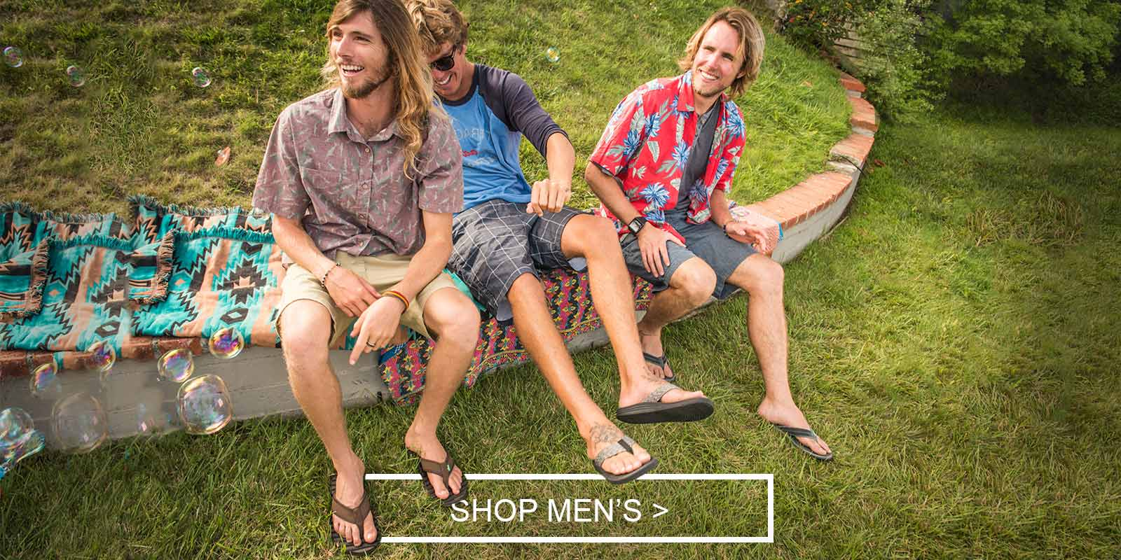 Shop Sanuk Mens New Arrivals