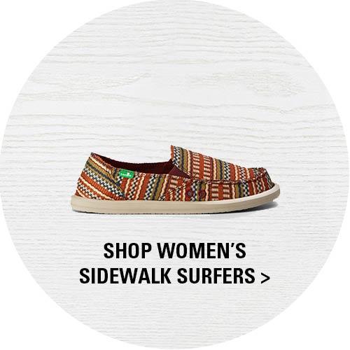 women's sidewalk surfer