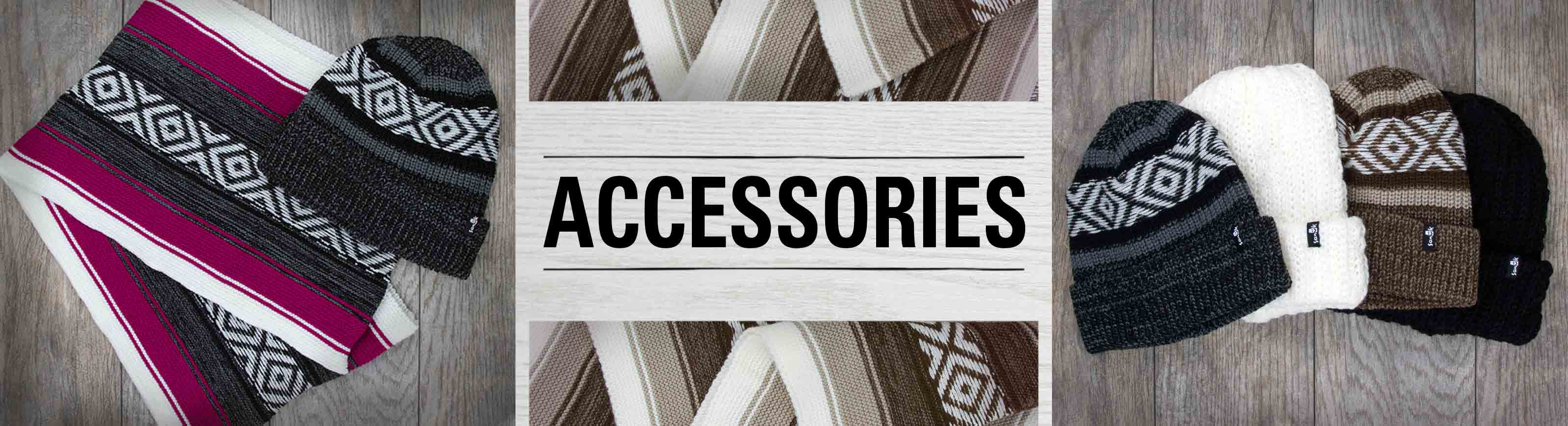 womens accessories category banner
