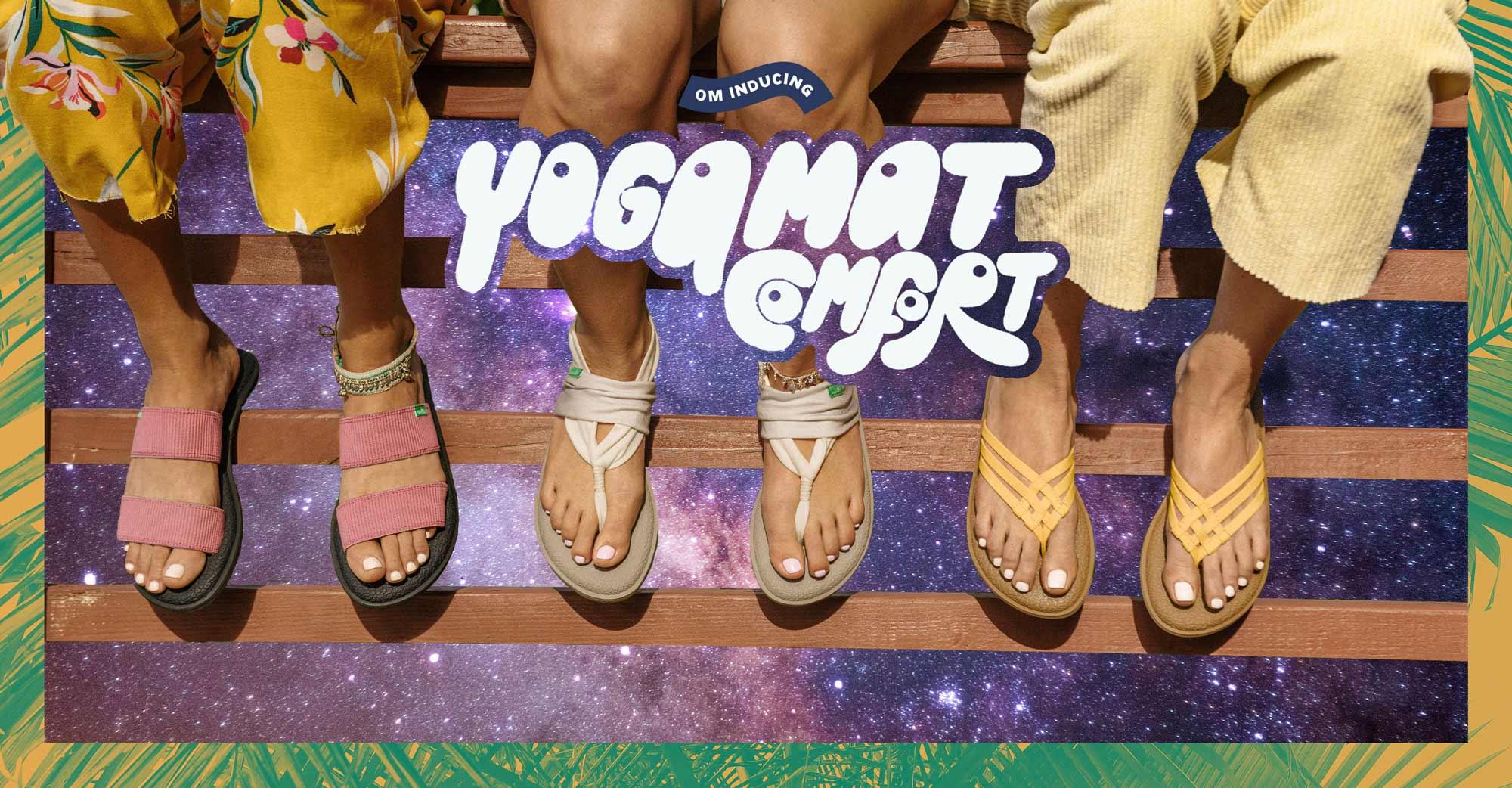 Womens Yoga Mat Comfort.