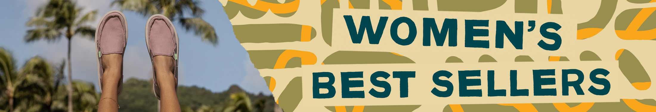 Sanuk Women's Best Sellers.