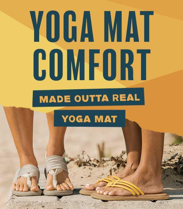 Sanuk Yoga Mat Comfort.