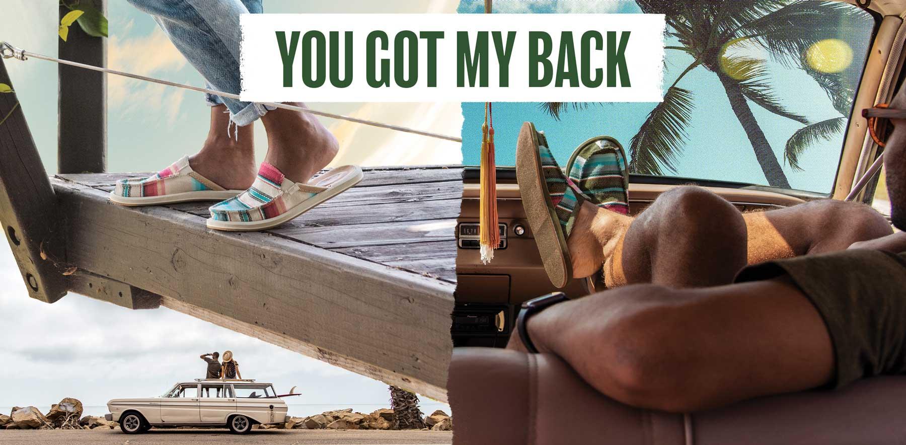You Got My Back