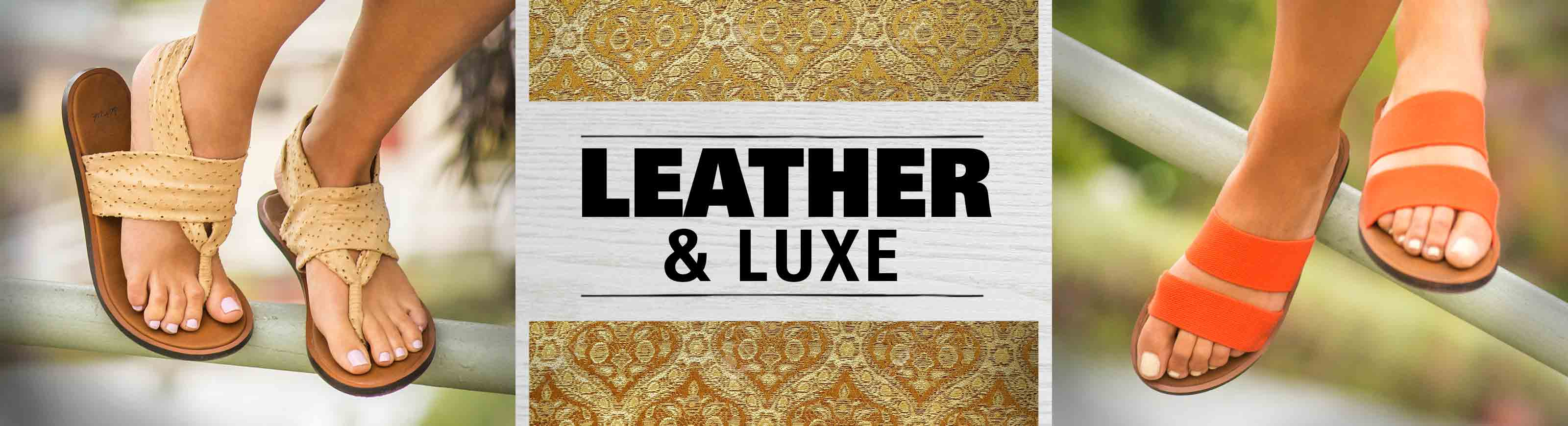Leather and Lux Collection