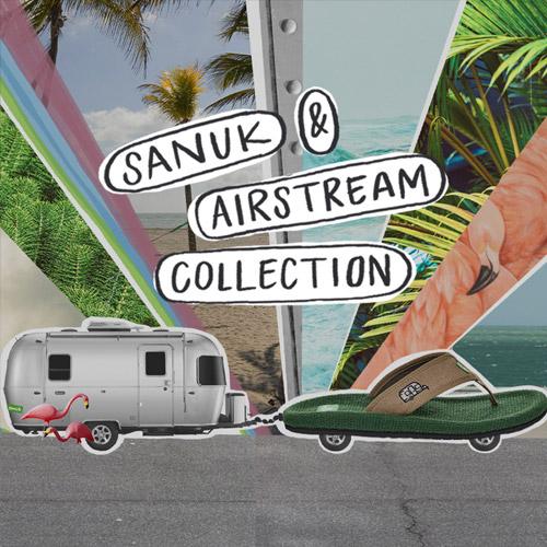 Sanuk Airstream Collection.