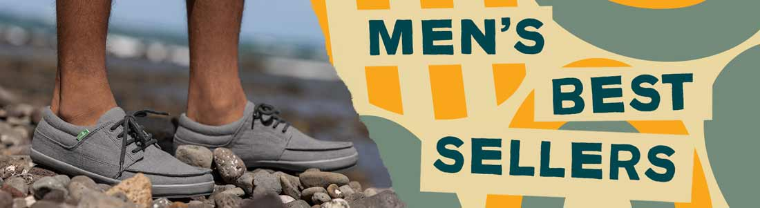 Sanuk Men's Best Sellers.