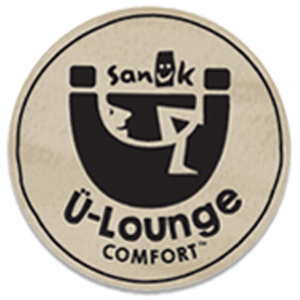 Image of Sanuk Men's U-Lounge logo