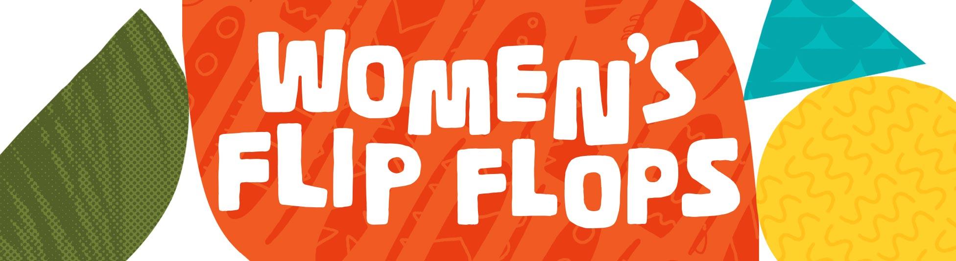 Sanuk Womens Flip Flops